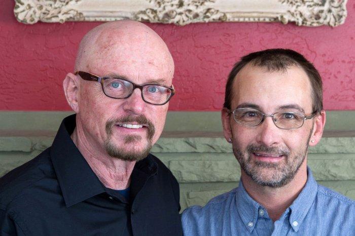 Owners of Inn at 410 Gordon Watkins and Frank Balaszi | The Inn at 410, Historic Downtown District Flagstaff, AZ