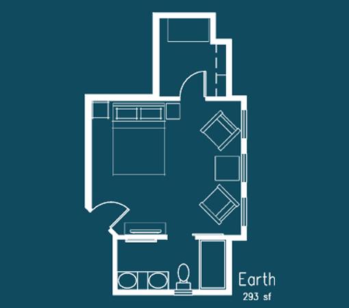 Earth Floor Plan