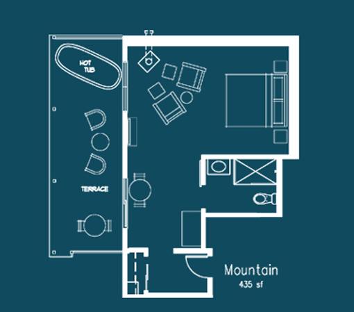 Mountain Floor Plan