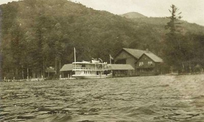 Historic Steamboat Tuscarora