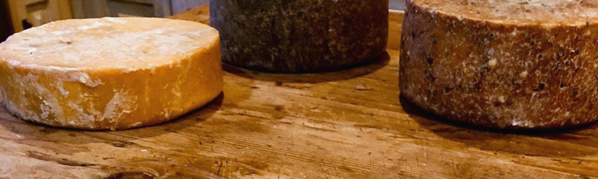 Three Cheese Rolls