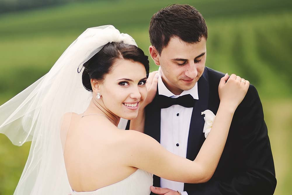 Bride and Groom