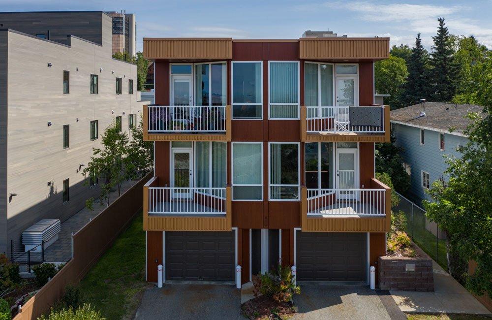 Park West Apartments building