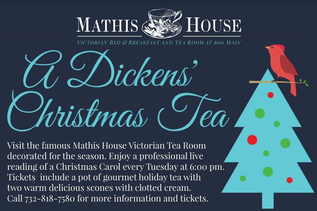 Dickens' Christmas Flier