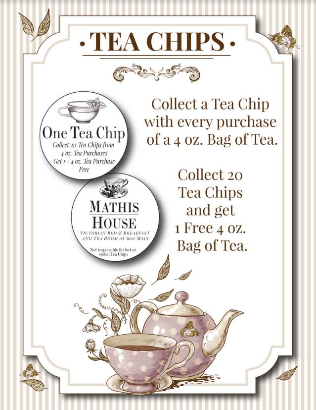 Tea Chips