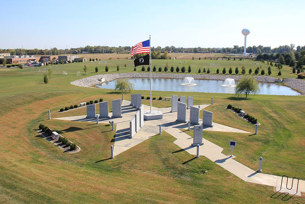 O'Fallon Veteran's Monument Memorial