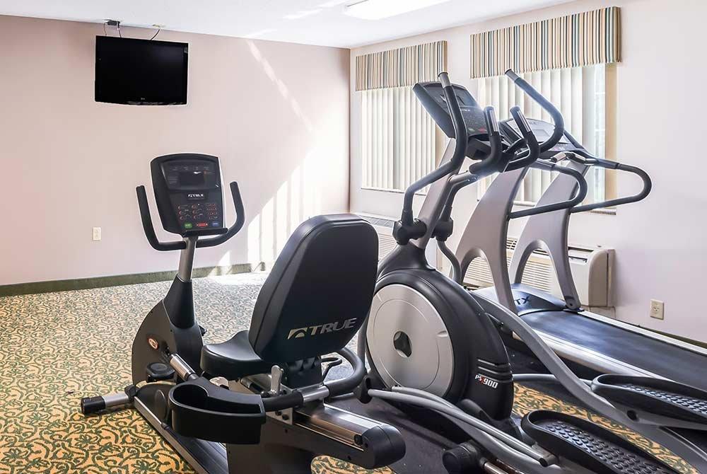 Aerobic Fitness Equipment