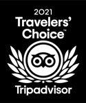 Tripadvisor's 2021 travelers choice award