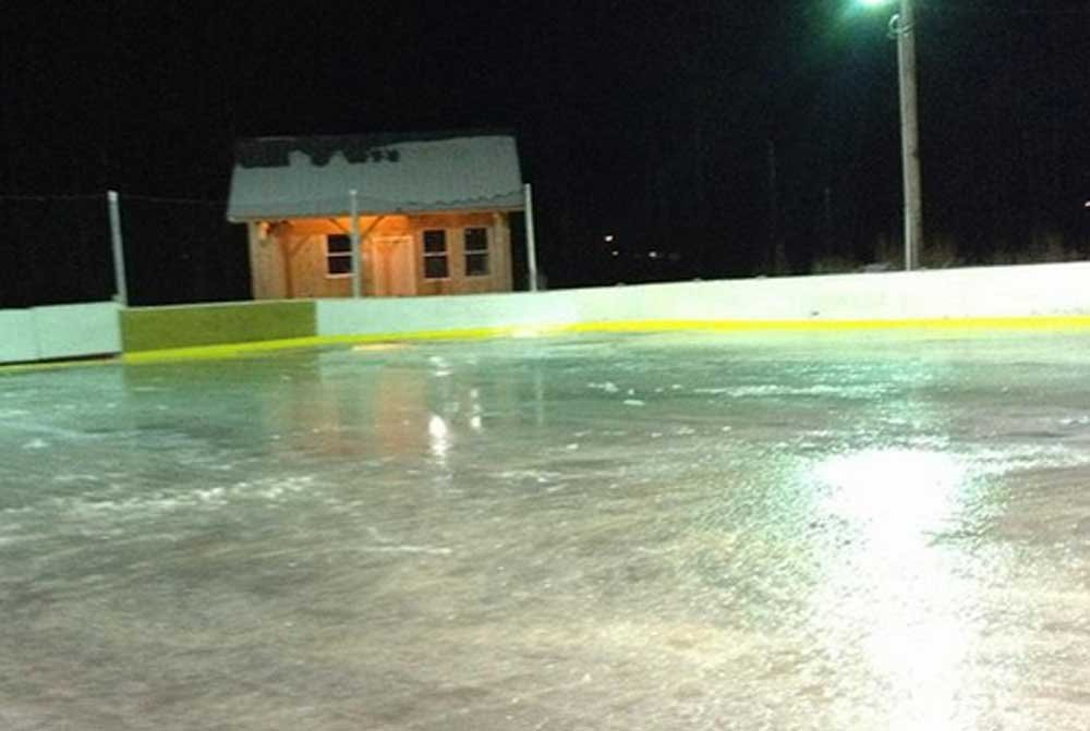 Lancaster, NH Ice Rink