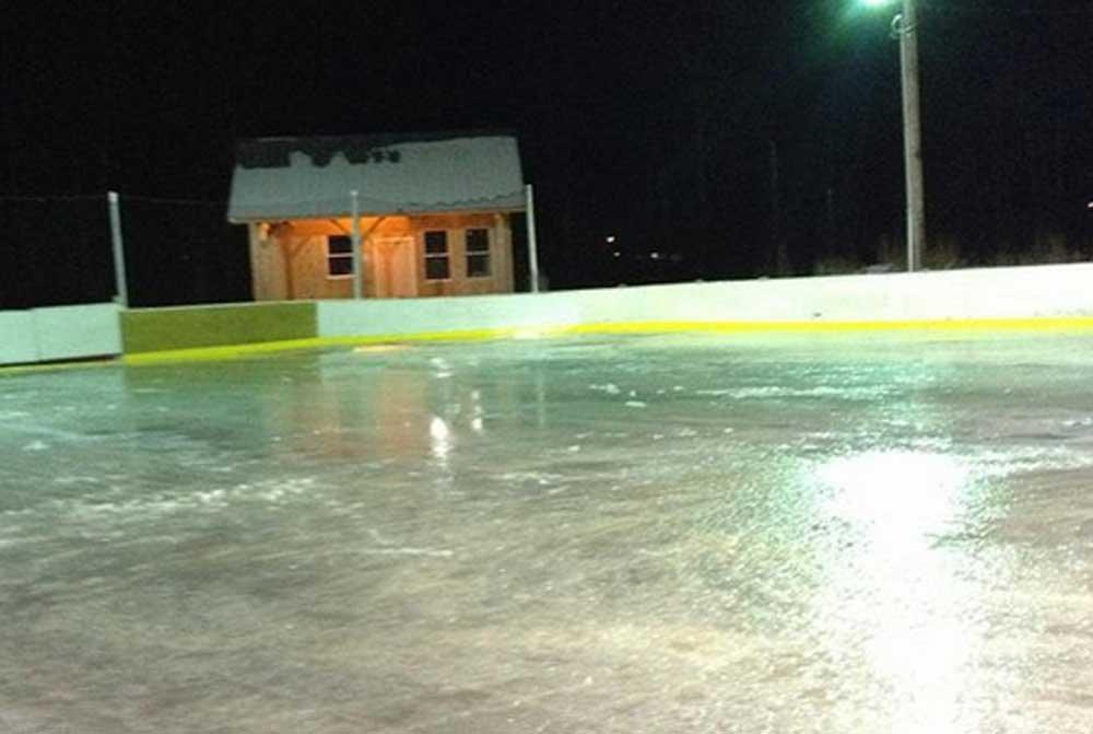 Lancaster, NH Ice Rink