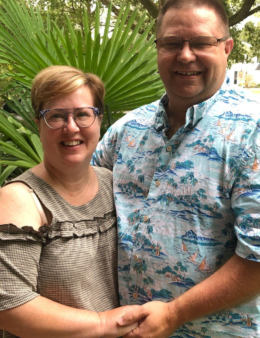 Jeff & Krista