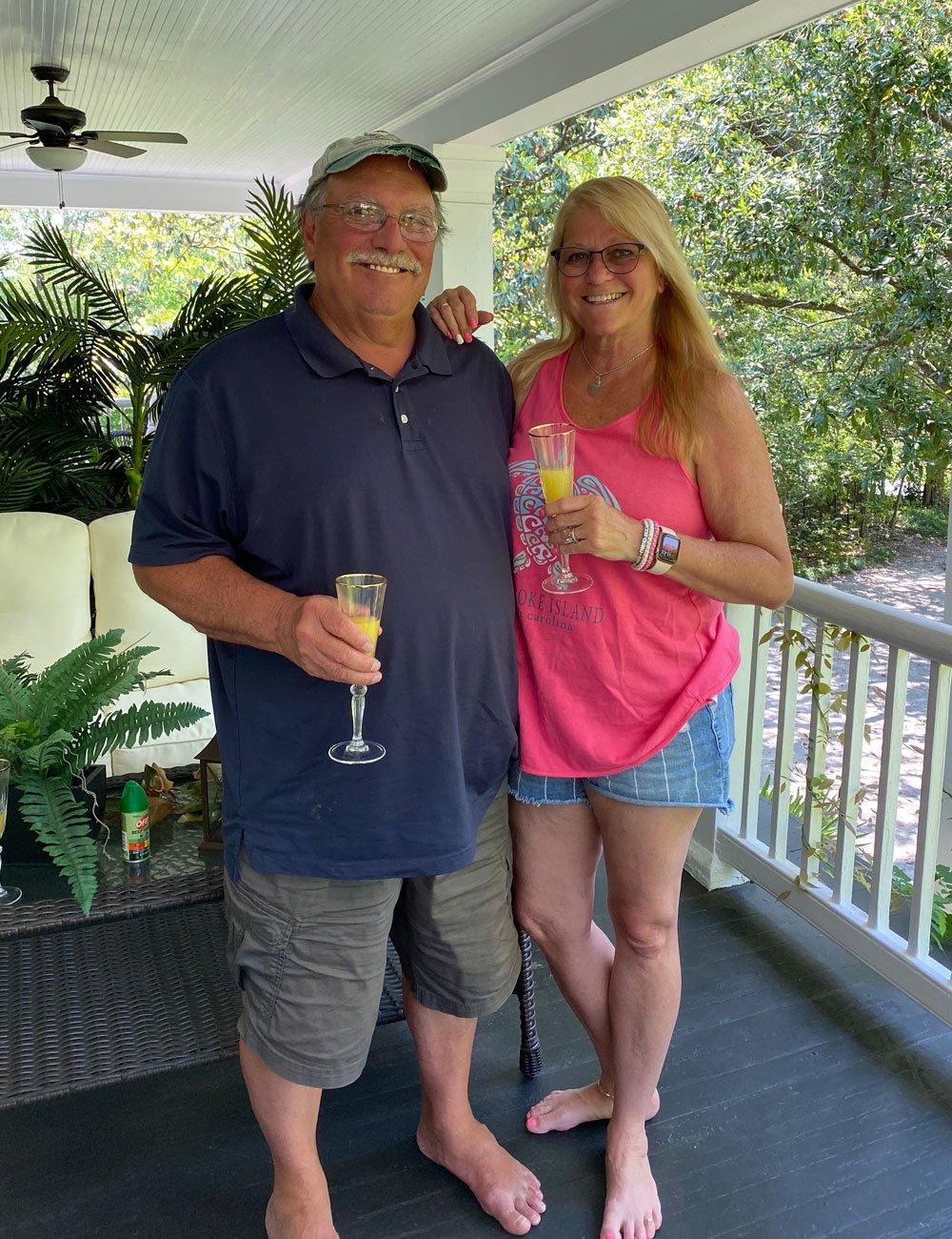 Russ &  Teresa LoGiudice