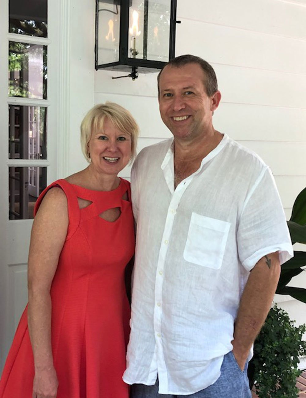 Carolyn & Lennie Kurgan