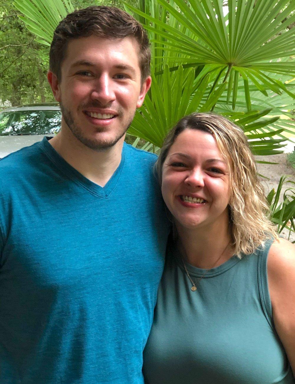 Justin & Ashley Pressley