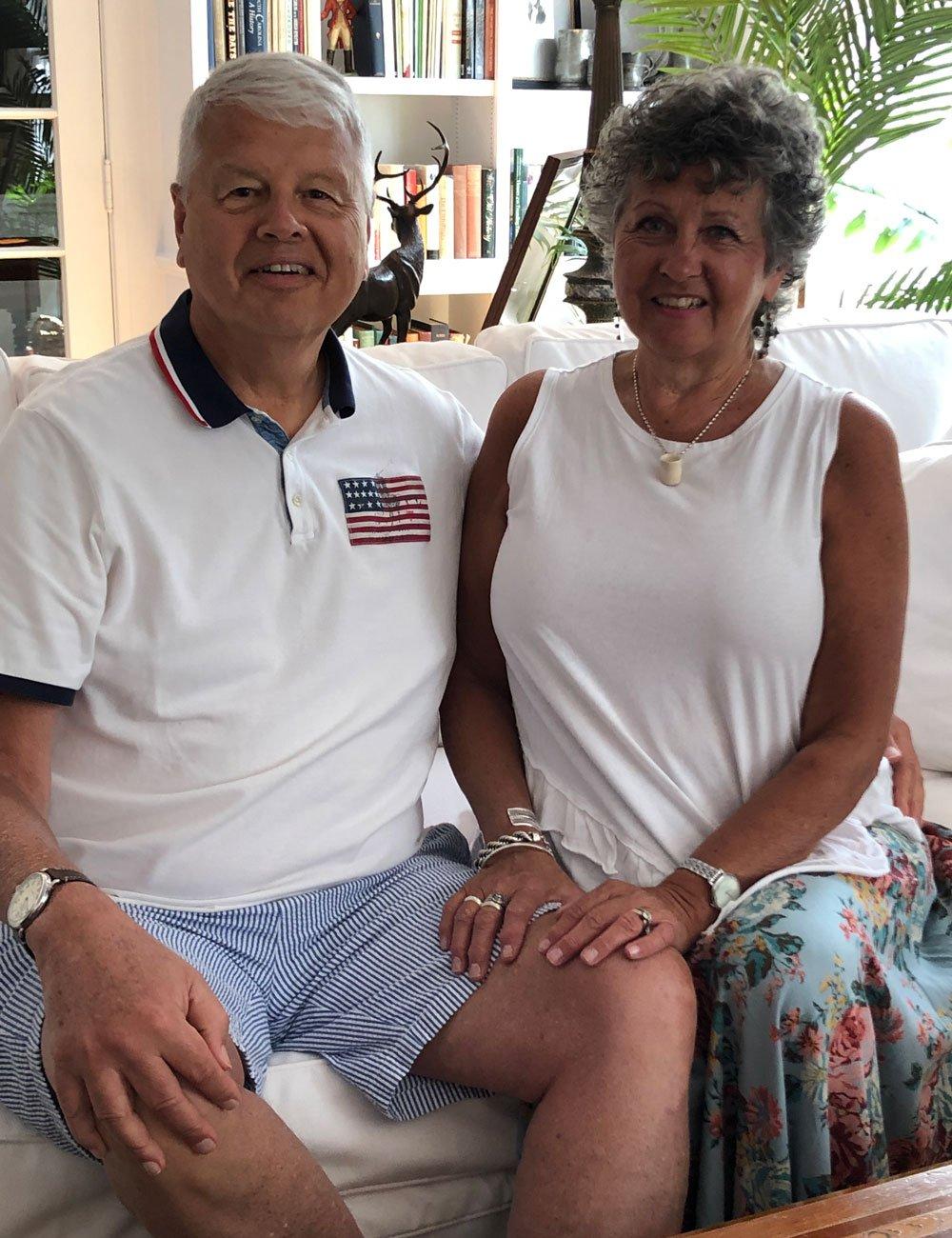 Greg & Debbie Blake